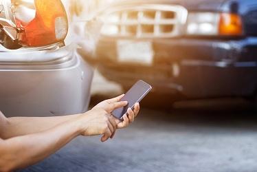 ¿Que hacer en caso de accidente de tránsito?