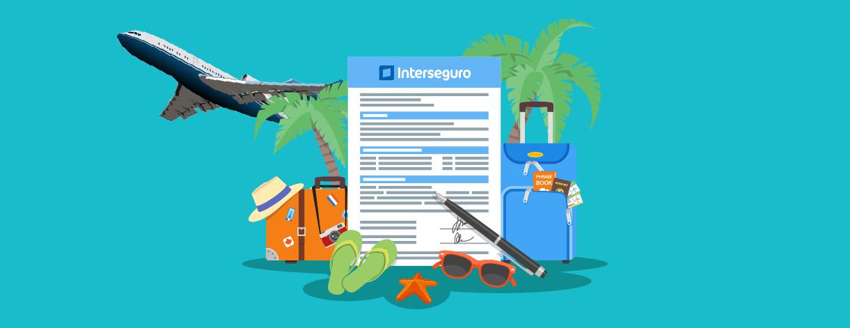 ¿Qué es un seguro de viaje?