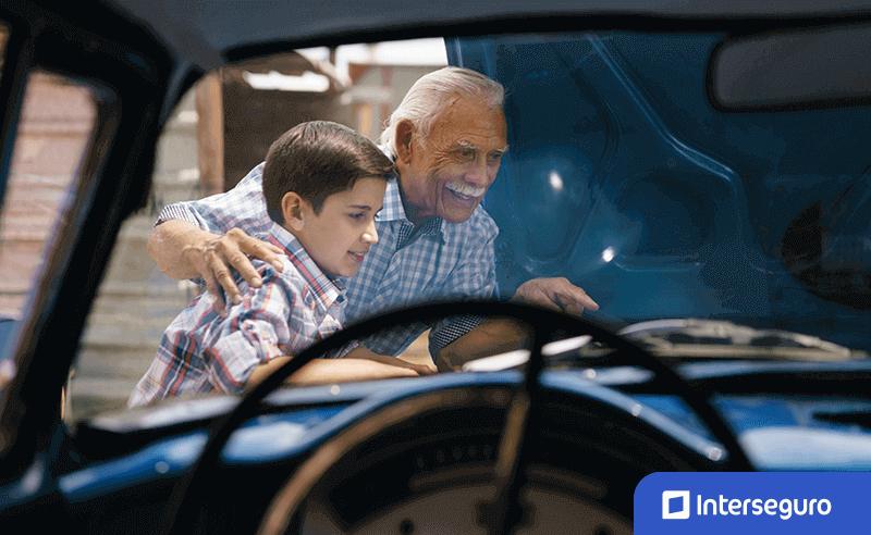 Seguro Vehicular - Necesidad con el paso de los años