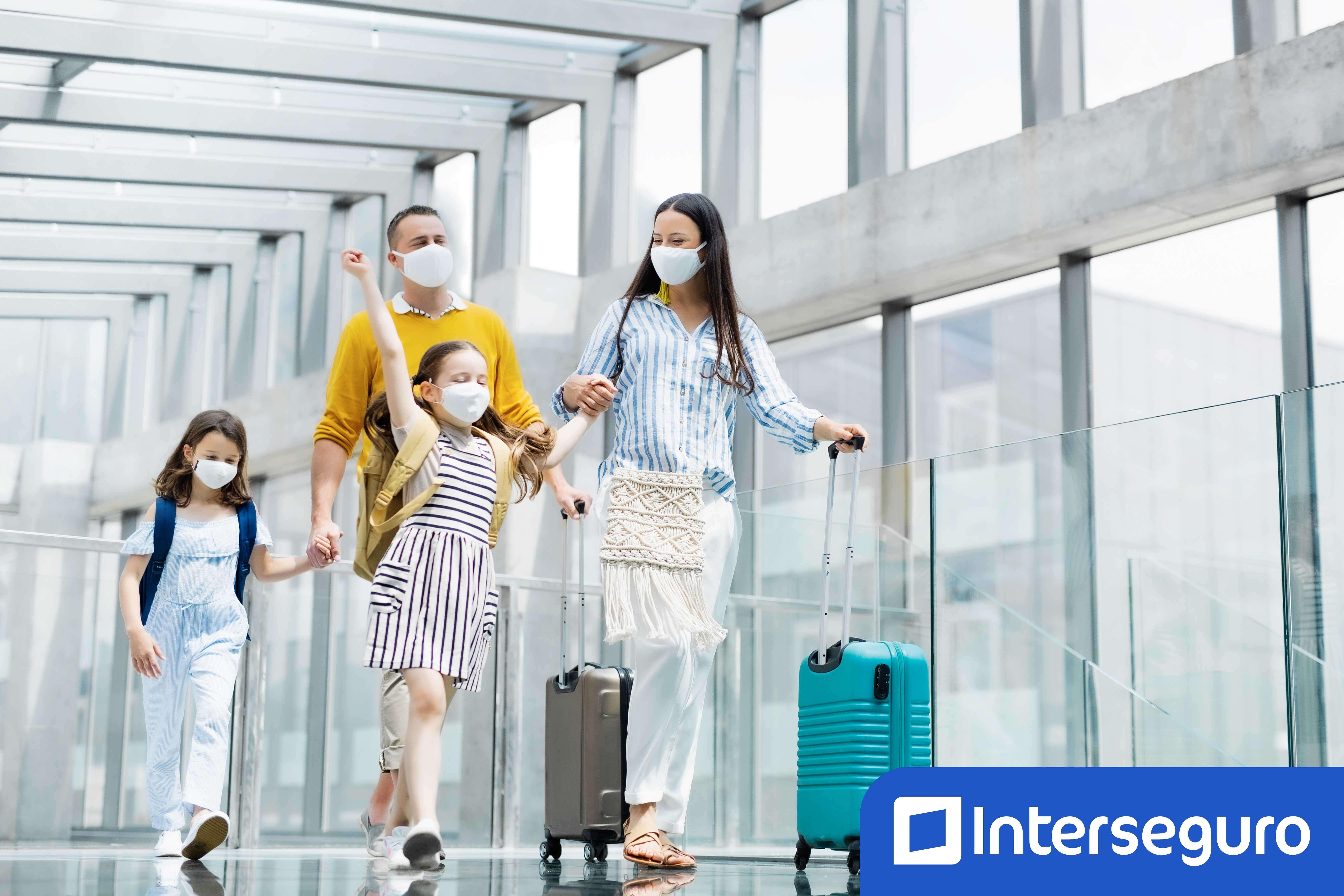 Seguro de viaje internacional: tips durante pandemia