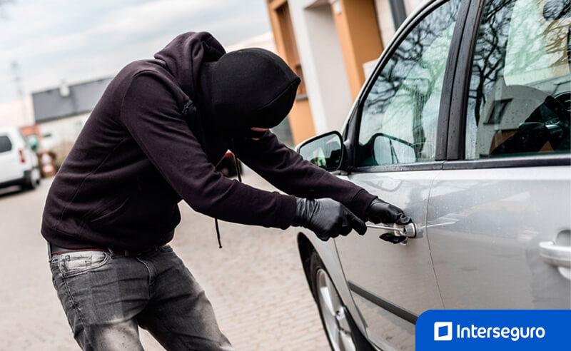 Conoce la importancia de un seguro contra robo de auto